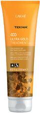 Lakme Teknia Ultra Gold Mascarilla Cabellos Rubios Dorados 250 ml / 8.5 fl.oz