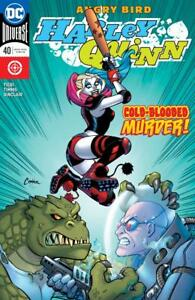 Harley Quinn #40, Frank Tieri, John Timms, DC