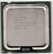 D925 3GHz 4M 800MHz socket 775