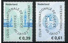 Nederland 2004 Dienst 59-60 Internationaal Hof van Justitie