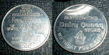 (7) 1960s Original Vintage Dairy Queen Tokens $.40 Off Scarce & Hard to Find NOS