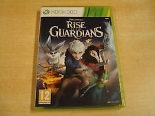 XBOX 360 GAME / RISE OF THE GUARDIANS