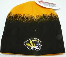 Missouri Tigers NCAA Officially Licensed Adult Size Acryllic Knit Beanie