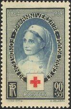 France 1939 Red Cross Nurse/Medical/Health/Welfare/Nursing/Nurses 1v (n46022)