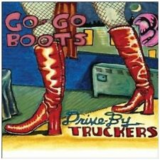 Drive-By Truckers - Go-Go Boots CD NEU OVP