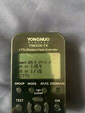 Yongnuo YN-622N-TX Wireless Flash Controller for Nikon