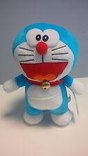 Peluche Doraemon 20 cm Misura 1 Originale Bocca Aperta Gatto Gattino Micio