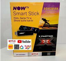 NOW TV Stick Nuovo A 9.99€ (APP NETFLIX DAZN YOUTUBE)