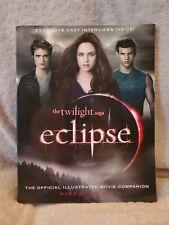 Tthe Twilight Saga Book - Eclipse - The Official Illustrated Movie Companion