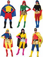 ADULT SUPERHERO HERO SUPERMAN BATMAN SUPER VILLIAN COSTUME BOOT TOPS SHOE COVERS