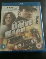 Drive hard [bluray] new and sealed
