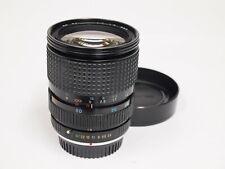 Tokina 28-70mm F3.5-4.5 Pentax PK-A Mount Manual Zoom Lens. stock No. U10512