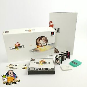 "Sony Playstation 1 Spiel "" Final Fantasy VIII 8 Limited Edition Box-Set PS1 OVP"