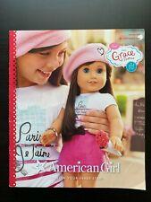 American Girl Grace Thomas Catalog New No Doll