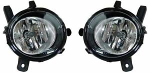 BMW 2014-2017 F32 F33 F36 4 SERIES COUPE REPLACEMENT FOG LIGHTS PAIR SET