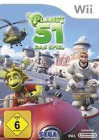 Nintendo Wii Spiel - Planet 51 mit OVP