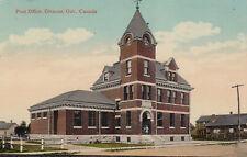 GLENCOE ,Ontario , Canada , 1913 ; Post Office
