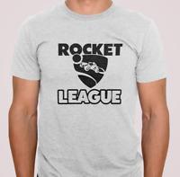 Rocket League t shirt gamer t-shirt kids children racing men gift idea