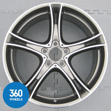 """1 X Nuovo Originale BMW 3 4 SERIE 20 """"M SPORT 361 grigio lega ruota 36116794372"""