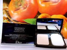 DIORSKIN FOREVER EXTREME CONTROL PERFECT MATTE POWDER MAKEUP 010 NIB (Compact+Re