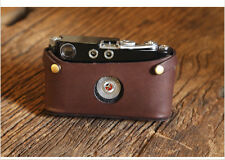 Brown Leather Half Case for Leica M2 M3 M4 M6 M7 MP Cameras