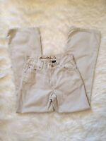 Arizona Jeans Co. Jeans Beige Tan Khaki Girls Size 14 Slim