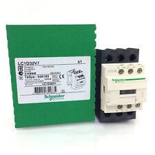 Contactor LC1D32V7 Schneider 15kW 400VAC 035183 LC1D32-V7