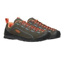 Keen Mens Jasper Walking Shoes Green Orange Sports Outdoors Breathable