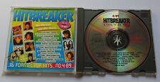 Hitbreaker 04/89 - CD ALBUM IL Harrow Voice Machine Les McKeown Soulsister