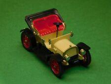 Wanderer 12 PS Prototyp 1904 gelb Espewe 1:50 Modellfahrzeug Modellauto Oldtimer