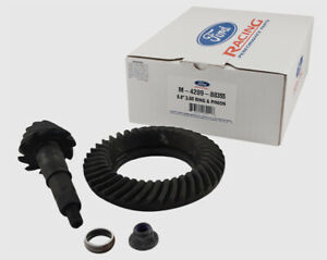 "1986-2014 Mustang Ford Racing 8.8"" 3.55 Ring Pinion Rear End Gears M-4209-88355"