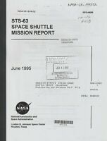 STS-63 Space Shuttle Mission Report (June 1995) NASA (Bound Reprint/Copy)