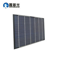 18V 10w Portable Solar Panel Cell  Polycrystalline Module For 12v Battery Charge