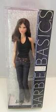 Barbie Basics Model Muse Denim Jeans Collection 002  Model No. 14 Louboutin Face