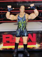RARE WWE RVD ROB VAN DAM JAKKS WRESTLING FIGURE RUTHLESS AGGRESSION SERIES