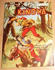 ED.DARDO  SERIE  GLI ALBI DI KINOWA    N° 48   1966  ORIGINALE !!!!!