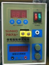 787A+ Dual Pulse Spot Welder Welding Machine Power Tool Battery Charger 220v