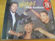 WHODINI THE COLLECTION  CD SIGILLATO