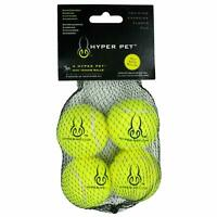 Hyper Pet Mini Tennis Balls for Dogs, Pet Safe Dog Toys for Exercise and Trainin