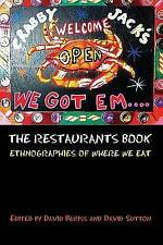 The Restaurants Book: Ethnographies of Where we Eat by