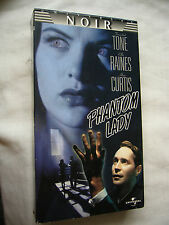 PHANTOM LADY Robert Siodmak NTSC VHS SMALL BOX