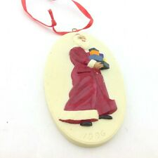 Sebastian Miniature Sml-682 Victorian Santa Ornament