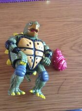 VINTAGE TMNT NINJA TURTLES ACTION FIGURE: MUTATIONS TOKKA Shell