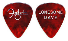 Foghat Lonesome Dave Peverett Signature Brown Guitar Pick - 1984 Tour