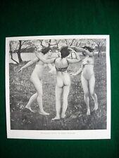 1897 - Fioritura nuova, di Cesare Laurenti + Sulla Laguna, di Ettore Tito