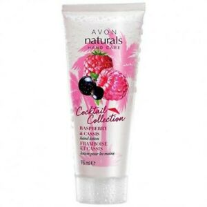Avon Naturals Hand Lotion Raspberry & Cassis 75ml