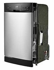 "SPT SD-9252SS 18"" Built-In Dishwasher"