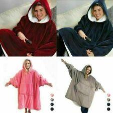 Blanket Sweatshirt Huggle1 Hoodie1Ultra Plush Blanket Hoodie Soft&Warm  Blanket
