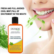 Antiseptic Antibacterial Mouthwash with Oral Care to Fight Bad Breath 100ml