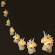 Lichterkette Magic Unicorn mit 8 LEDs